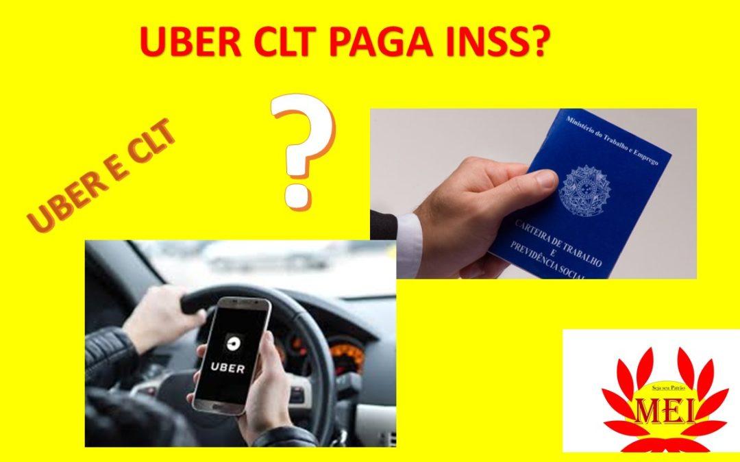 Motoristas do Uber e aplicativos são obrigados a pagar INSS